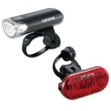 CatEye Bicycle Lights & Reflectors with Batteries Included