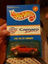 1997 Hot Wheels US Camaro Club 1967 RS/SS Camaro 20004 NEW Limited Edition