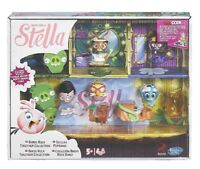 HASBRO ANGRY BIRDS STELLA TELEPODS BIRDS ROCK TOGETHER COLLECTION FIGURES - NEW