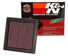 2 K&N Hi-Flow Air Intake Drop In Filters 33-2399 For G35 G37 350Z 370Z QX50
