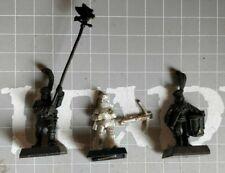 Warhammer AOS Dogs of war DOW Mercenaires Empire Marksmen of Miragliano (x3) OOP