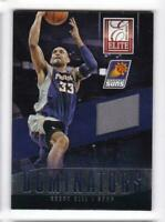 2013-14 Grant Hill Jersey Panini Elite Suns Dominators