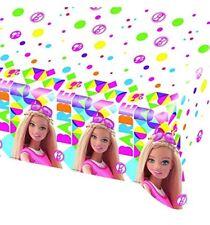Amscan – 999933 tavolo Barbie Sparkle in plastica 1 2 x 1 8 M