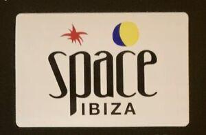 Space Ibiza Sticker
