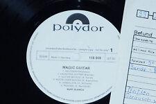 BURT BLANCA -Magic Guitar- LP 1969 Polydor Promo Archiv-Copy mint