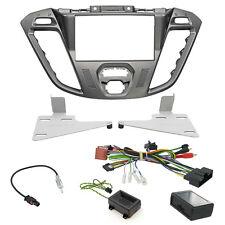 Ford Transit Custom 2014> Double Din Radio Car Stereo Fascia Panel Fitting Kit