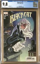 Black Cat #11 J. Scott Campbell CGC 9.8