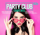 CD Party Club Chart Hits d'Artistes divers 4CDs