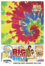 The Big Picture Interactive Bible for Kids, Multicolor Tie-