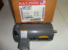 Baldor VM3155T Electric Pump Motor 2HP 3 PH 3450 RPM