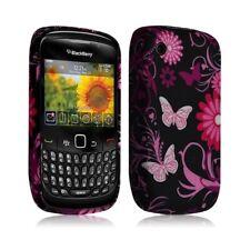 Housse étui coque en gel pour BlackBerry Curve 8520 avec motif HF13