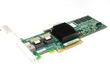 LSI 8708EM2 8-port SAS/SATA RAID 0/1/5/6/10/50/60 3.0Gbps mini-SAS