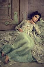 Elan Style Pakistani Indian Bridal Dress Lehenga Choli & Dupatta