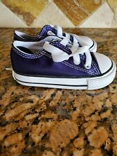Converse toddler Girls shoes size 5