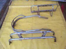 Harley Front fender bumper,Saddle bag trim OEM Panhead Shovelhead FL FLH
