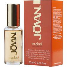 Jovan Musk by Jovan Oil EDT Spray .87 oz