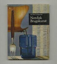 1961 Ulf Segerstad NORDISK BRUGSKUNST Stig LINDBERG Poul KJAERHOLM Finn JUHL hc
