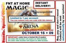 MAGIC MTGA MTG Arena Code FNM Home Promo Pack OCT OCTOBER 16 9 INSTANT EMAIL!
