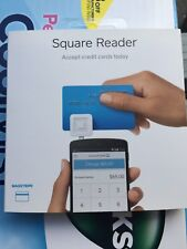Square Reader - Credit Card Reader for Mobile Devices - Brand New Retail Box —