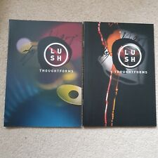 Lush Thoughtforms fanzines 4AD Shoegaze Dreampop