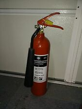 2 Kg Co2 Fire Extinguisher - Collection only