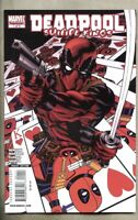 Deadpool Suicide Kings #1-2009 vf/nm 9.0 1st STANDARD Cover Mike McKone Punisher