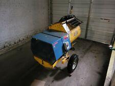 Stone Mortar Mixer12 Cuft Capacity 5 Hp Motor Electric 220v Concrete