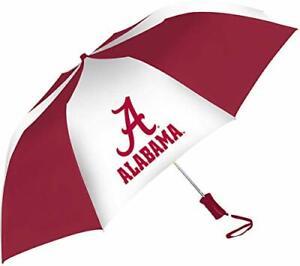 Storm Duds Alabama Crimson Tide Sporty Two-Tone Umbrella