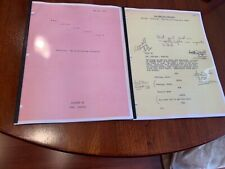 MARY TYLER MOORE - 2 scripts THE DICK VAN DYKE SHOW - Mary's best!