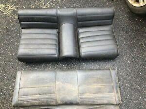 Mustang Rear Seat  Fold Down Rear Seat