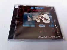 "JOE WILLIAMS ""AT NEWPORT '63"" CD 12 TRACKS COMO NUEVO"