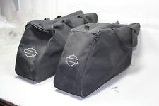 Harley FL touring saddlebag inserts liners bags Road Glide King FLHR EPS22441