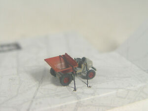 "Baustellen Kipper O&K  ""Dumper""   - Aritec Fertigmodell 1:160 - 316075  #E"