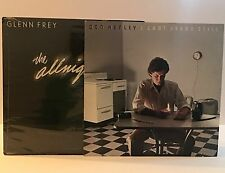 GLENN FREY~ALLNIGHTER & DON HENLEY~ I CAN'T STAND STILL~LOT OF 2 ALBUMS~POP ROCK