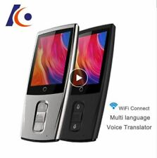 Smart Multi Language Translator Portable Instant Voice Device Real Time Travel