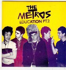 (FI943) The Metros, Education Pt 2 - 2008 DJ CD
