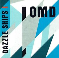 (CD) Orchestral Manoeuvres In The Dark - Dazzle Ships - Genetic Engineering,u.a.