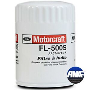 OEM Motorcraft Engine Oil Filter FL500S