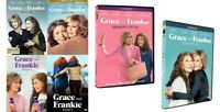 Grace and Frankie: Complete Series, Seasons 1-6 (DVD, 18-Disc Set) USA SELLER.
