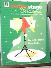 Sheet Music - 4-part flexible arrangements - Centre Stage Christmas
