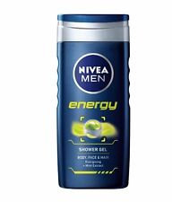 NIVEA for Men Energy 2 in 1 GEL DOCCIA 250ml