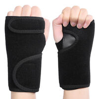 Hand Brace Removable Splint Sprains Fractures Carpal Tunnel Wrist Support AF