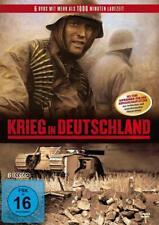 Krieg in Deutschland - 6 DVDs - Geschichte Erster und Zweiter WK NEU OVP