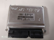 Audi A4, S4 (B6- 8E - 8H) 2003 Petrol Engine control unit ECU 8E0909518AN JUT184