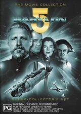 Babylon 5 - The Movies (DVD, 2005, 5-Disc Set)
