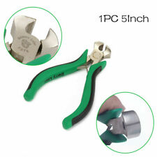 5 In 125mm Multifunction Top Cutting Pliers Nipper for Wire Work Beading Jewelry
