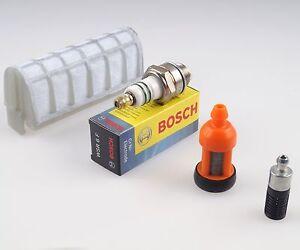 Luftfilter / Ölfilter / Benzinfilter / Zündkerze passend für STIHL M210