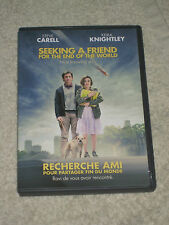 Seeking A Friend For The End Of The World DVD movie-Eng/French audio, Carell