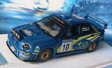 SUBARU IMPREZA WRC #10 RALLY SWEDEN 2002 MAKINEN IXOPRO