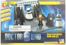 Doctor Who Dalek Progenitor Room Mini Set Character Building Series Figurine